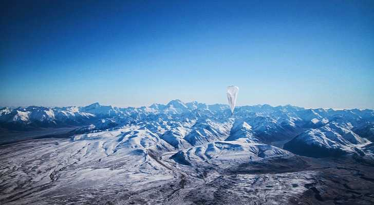 Google Wants to Hear Your Crazy Ideas About Project Loon