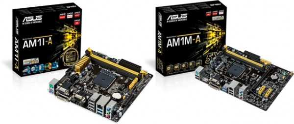 ASUS AM1M A and AM1I A Motherboards Announced 600x254 - Computer Glossary