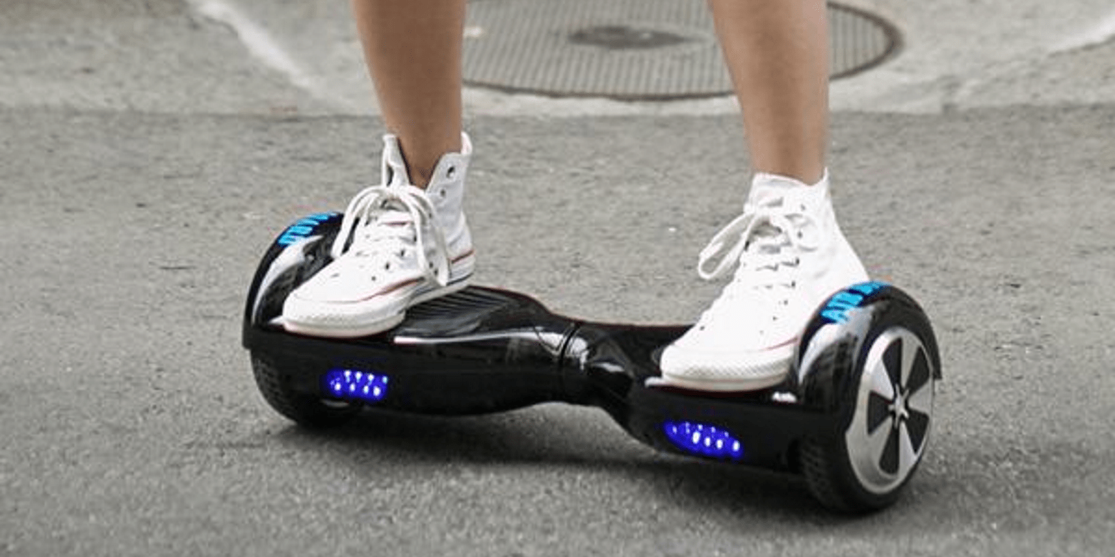 hoverboard - Rules and fines for electric skates and skates