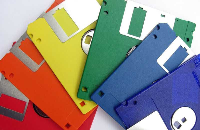 floppy disks - Computer glossary