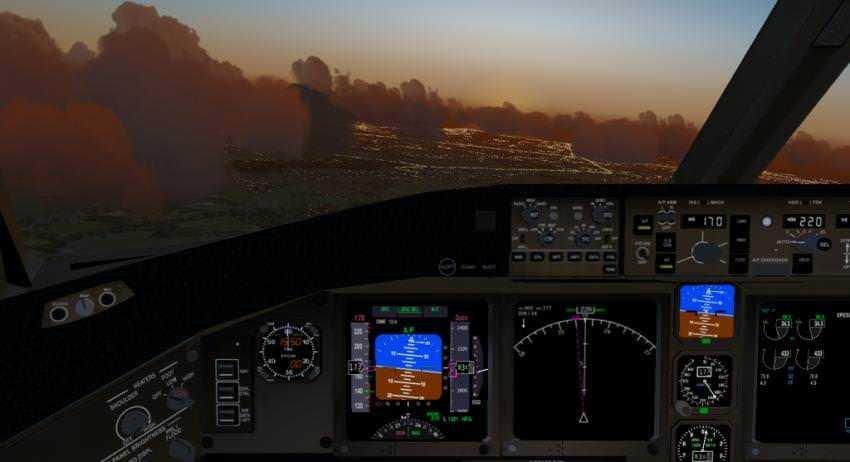 FlightGear 2017.1 - Microsoft Flight Simulator: 40 years of history