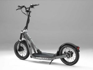 bmw x2city electric kick scooter 1 300x225 - BMW X2City the folding for your car