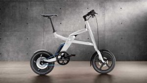 bmw x2city electric kick scooter 3 300x169 - BMW X2City the folding for your car