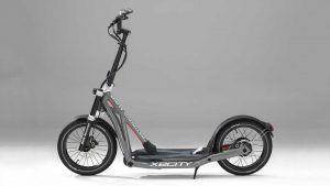 bmw x2city electric kick scooter 300x169 - BMW X2City the foldable for your car