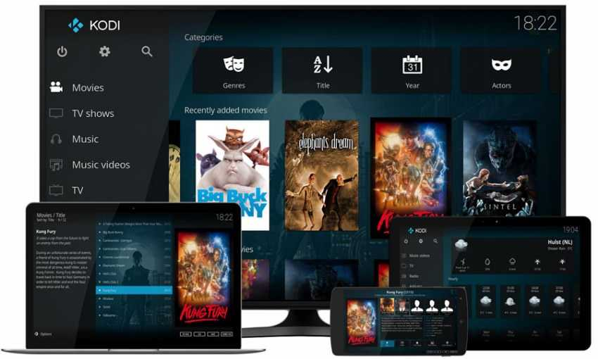 about devices - Kodi 18.9 Leia: new version. Download before official release