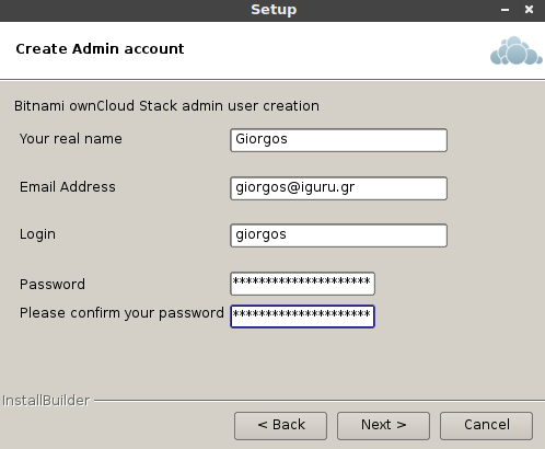bit1 - ownCloud your own Cloud: installation on Linux