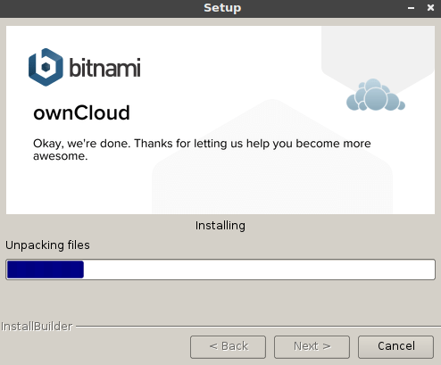 bit5 - ownCloud your own Cloud: installation on Linux