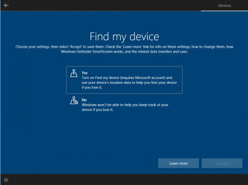2 500x373 - Windows 10 for Insiders: testing in the Privacy Settings