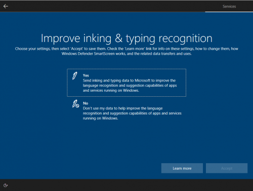 3 500x377 - Windows 10 for Insiders: testing in the Privacy Settings