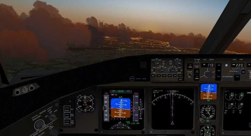 FlightGear - FlightGear 2020.3.6 δωρεάν εξομοιωτής πτήσεων