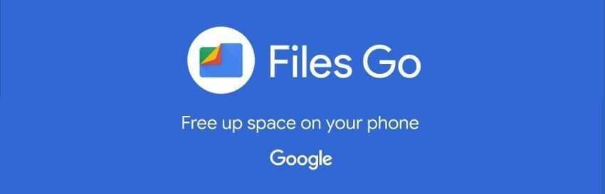 files go - 5 καλύτεροι τρόποι μόνιμης διαγραφής δεδομένων σε κινητό Android