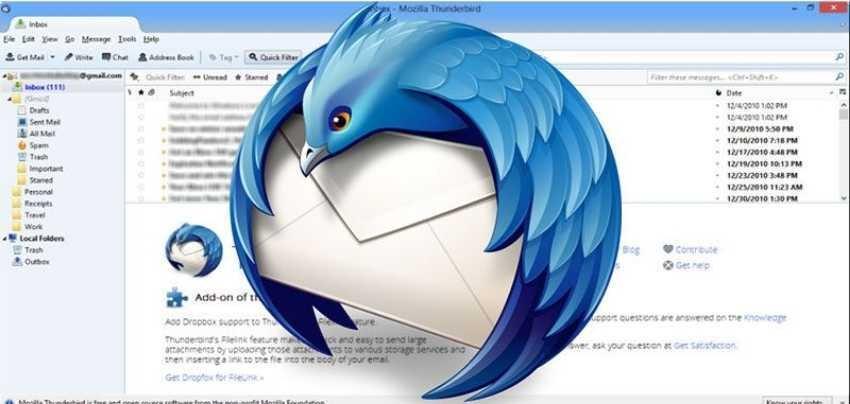 thunderbird - Thunderbird 78.3.2 κυκλοφόρησε με βελτιώσεις