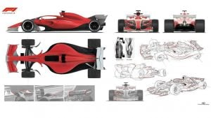 f1 2021 designs 2 300x169 - Formula 1 2021 a first look at the future