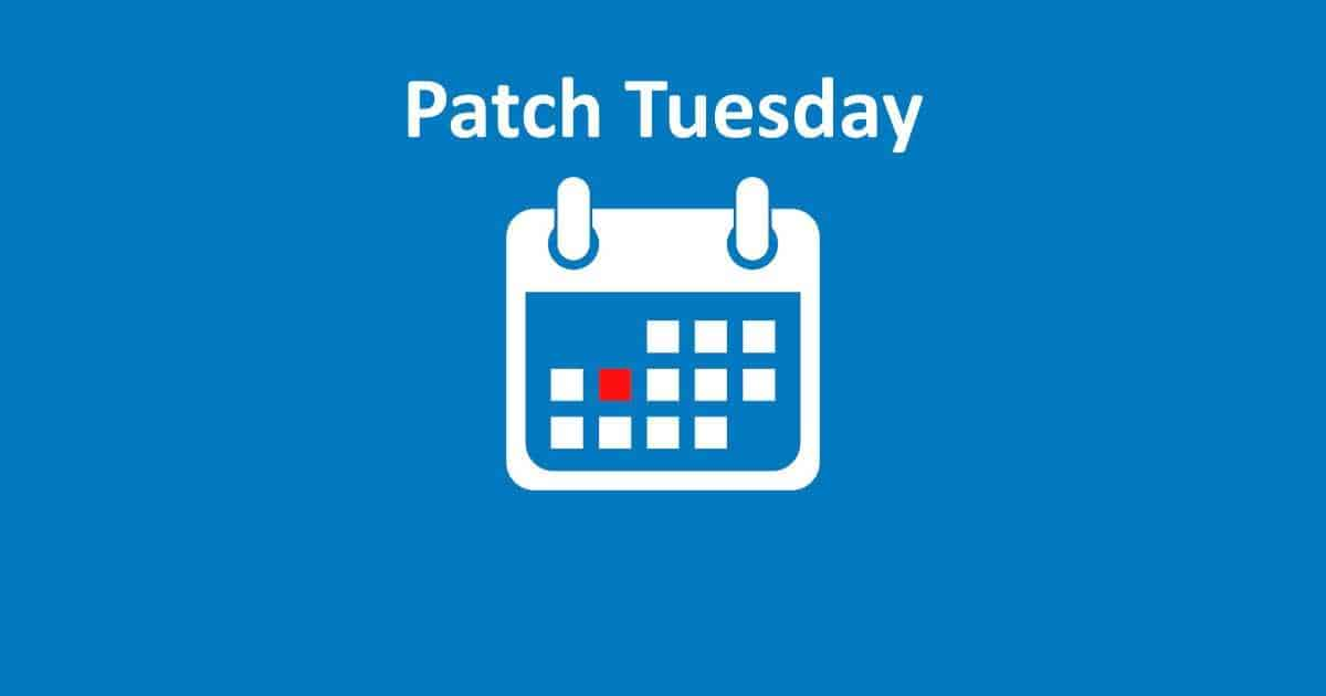 Patch Tuesday - Patch Tuesday December fixes 58 security vulnerabilities
