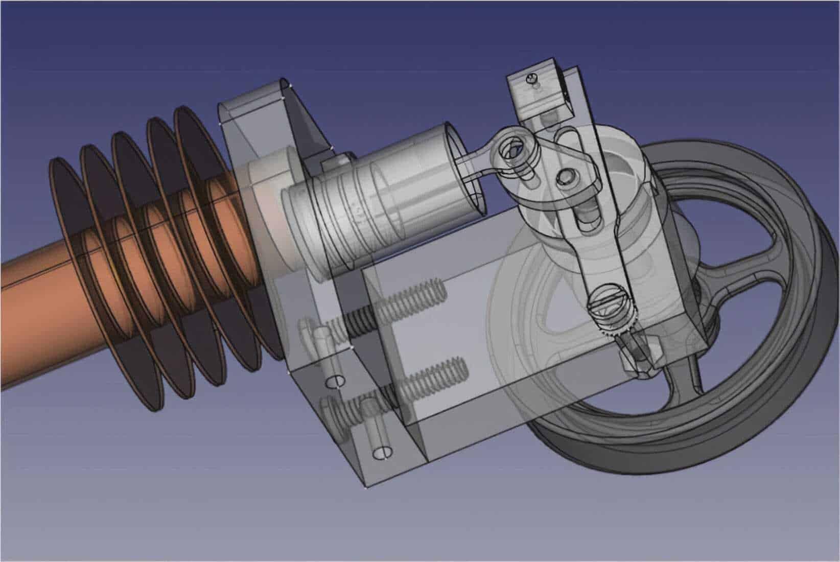screenshot 06 - FreeCAD 0.19.2 open source 3D δωρεάν CAD για όλους
