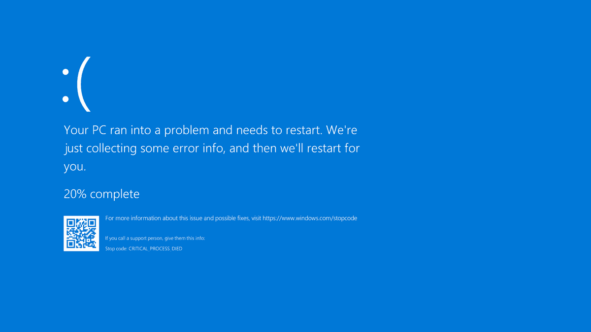 BSOD - Σφάλμα των Windows 10 δίνει BSOD όταν πάτε σε αυτήν την τοποθεσία
