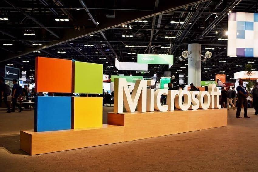Microsoft Built