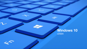 Windows 10 May 2020 Update has been officially released