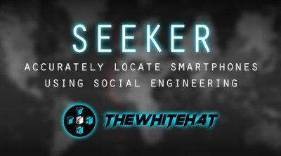 Seeker Βρείτε τοποθεσίες με υψηλή ακρίβεια!