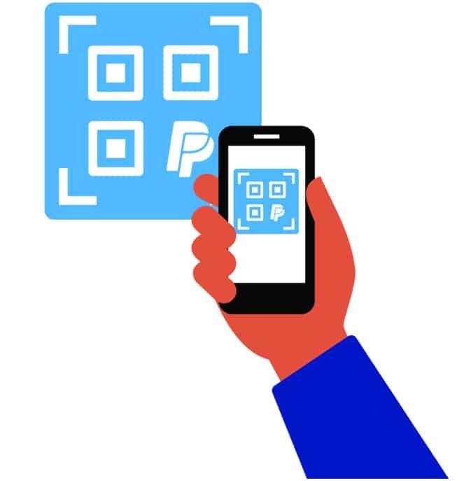 PP QRcode phone - Πώς ένα επιτραπέζιο παιχνίδι και οι ουρανοξύστες ενέπνευσαν την ανάπτυξη του κώδικα QR