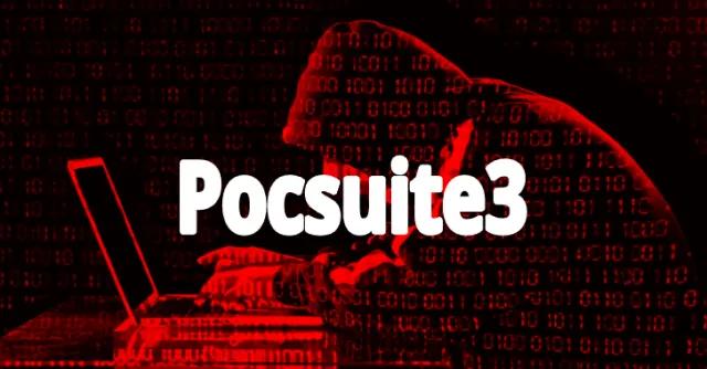 Pocsuite3 Ανοιχτού κώδικα vulnerability testing framework