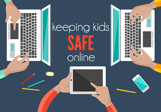 Keep your kids safe online!