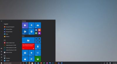Microsoft presents samples from the next major Windows 10 update