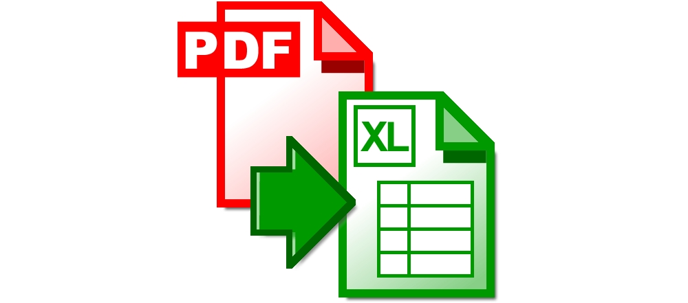 Microsoft: import & analyze data from PDF to Excel