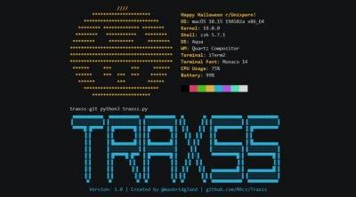 Traxss Ένας XSS Vulnerability Scanner