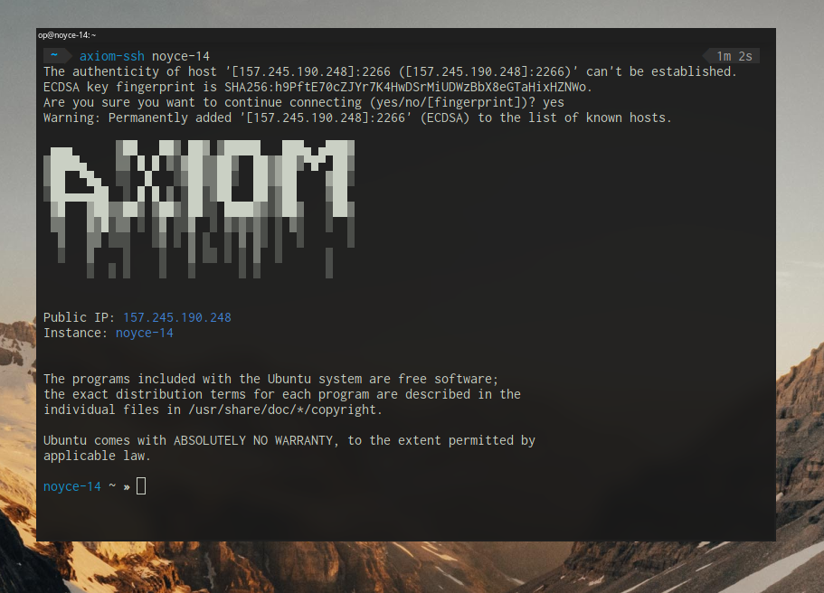 Axiom: tool for Red Teamers and Bug Bounty Hunters!