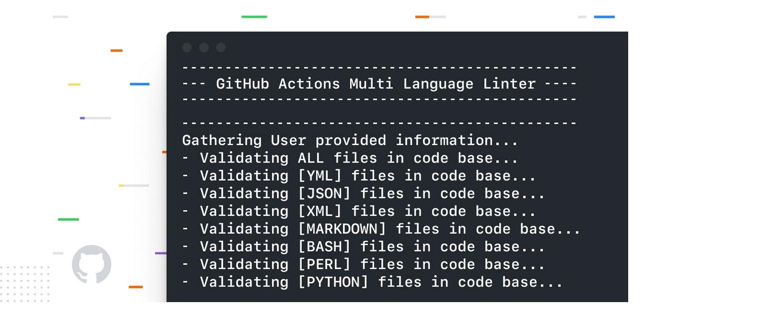 GitHub Super Linter