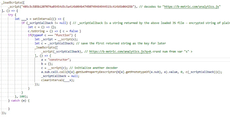 Screenshot 2020 09 07 Visa warns of new Baka credit card JavaScript skimmer 1 - Η Visa προειδοποιεί: Baka νέο skimmer πιστωτικών καρτών