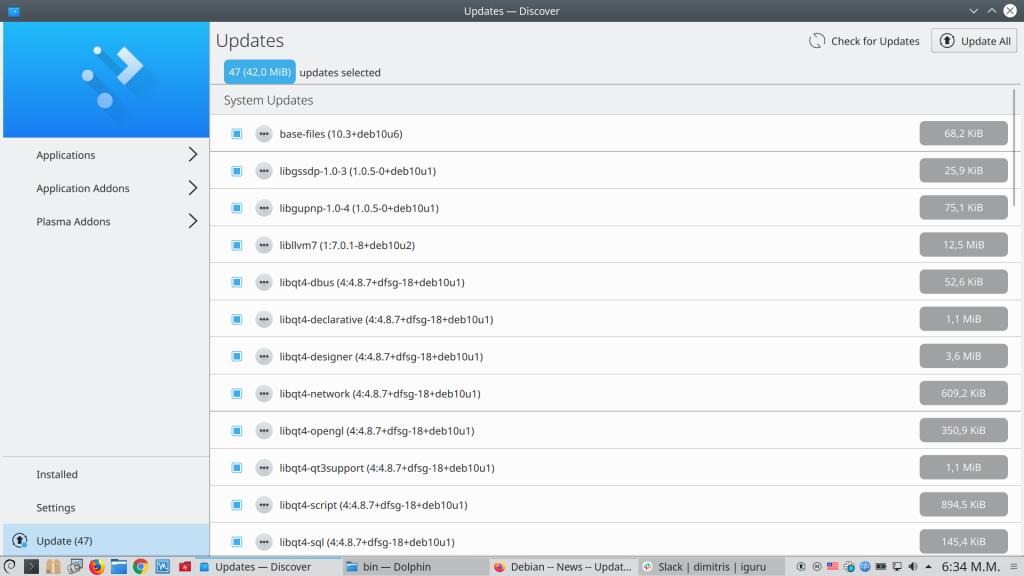 Screenshot 2020 09 26 18 34 05 1024x576 - Debian 10.6 Buster, ενημέρωση ασφαλείας