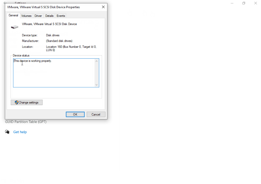 "Screenshot 2020 09 28 Hands on with Windows 10s new modern disk management tool1 - Windows 10 New ""modern"" disk management tool"