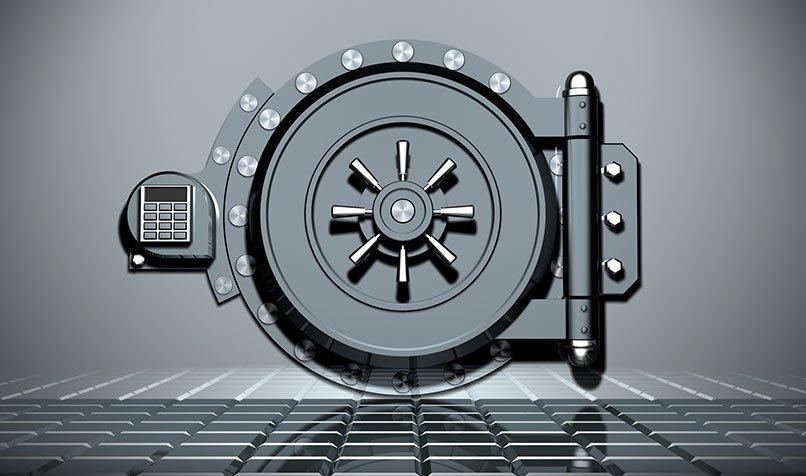 Vault closed door - Microsoft SecretManagement Preview 3