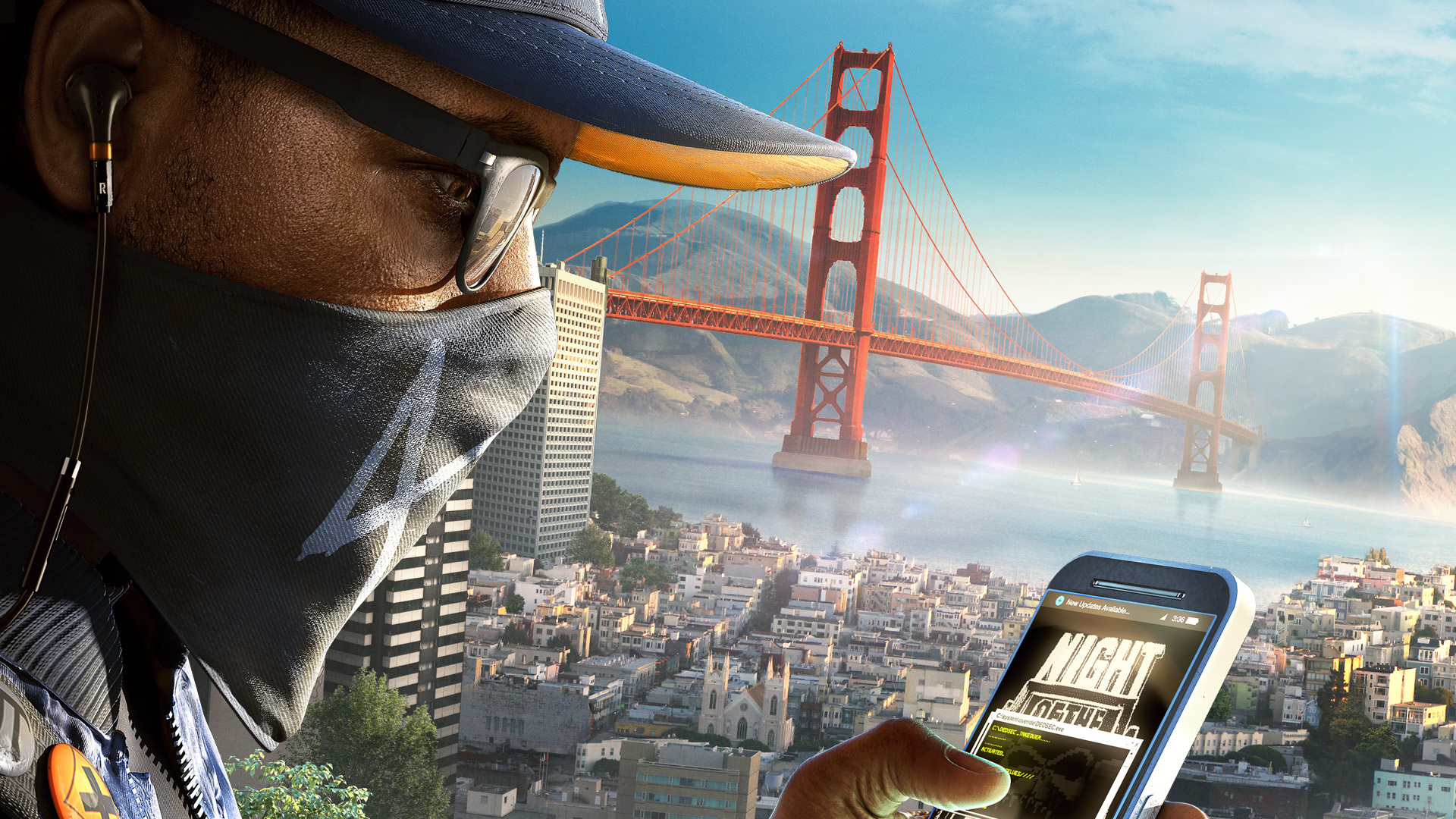 Watch Dogs 2 HD Desktop - Football Manager 2020, Watch Dogs 2, και Stick it δωρεάν από την Epic Games