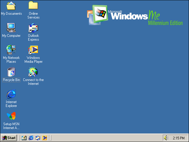 Windows Me 1 - Windows Me, 20 years later: Was it really that bad?