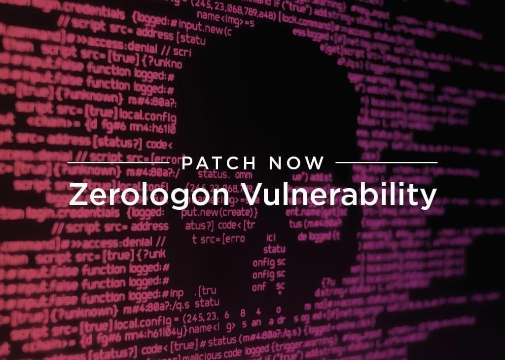 Zerologon Vulnerability - Κρίσιμη ευπάθεια στα Windows! Ενημερώστε άμεσα!
