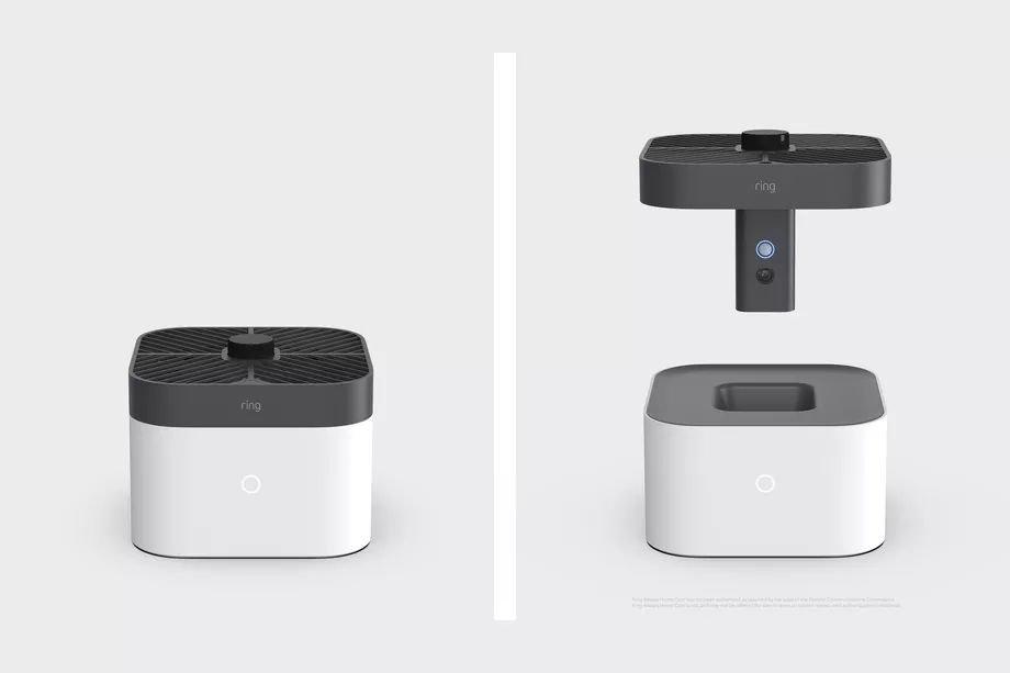 always home cam ring - Drone με κάμερα ασφαλείας που πετά μέσα στο σπίτι σας