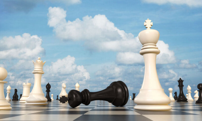 chess - When the computer is the sole winner in chess