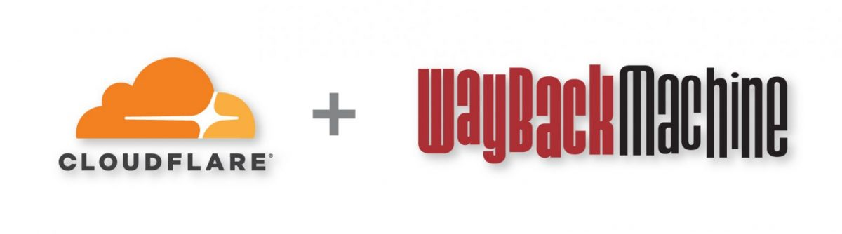 cloudflare wayback - Cloudflare and Internet Archive together for Always Online pages