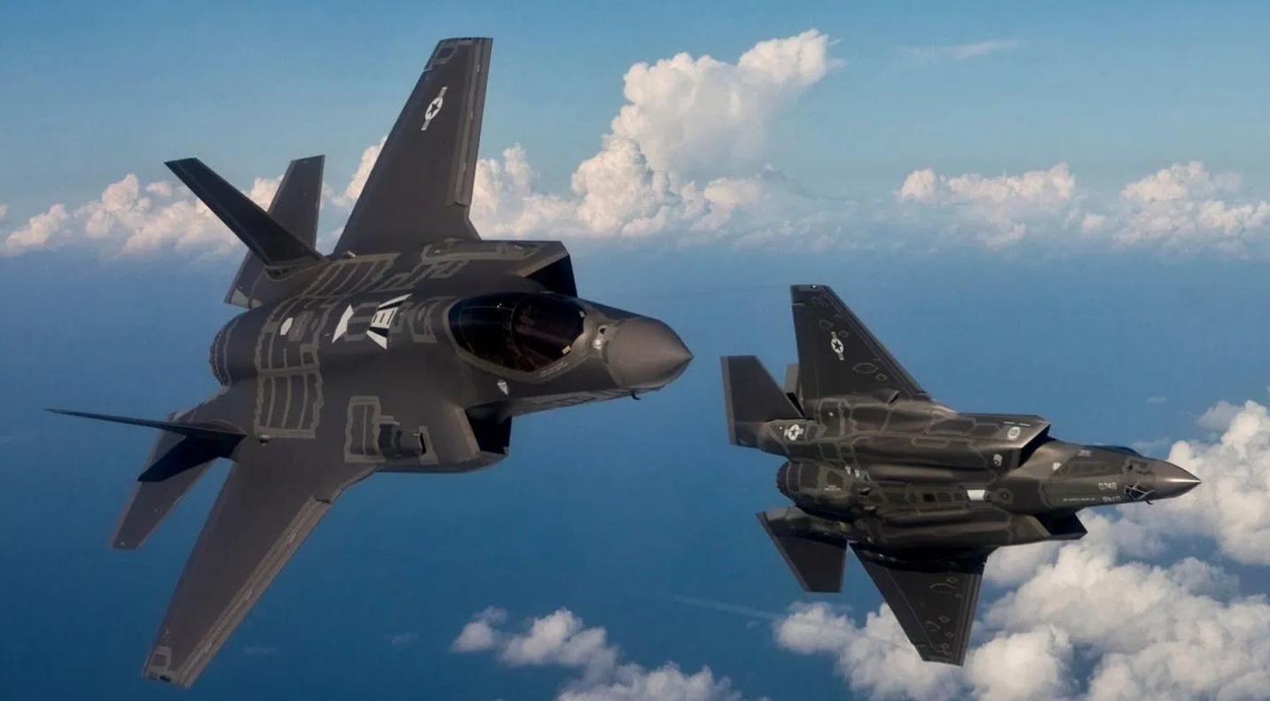 f35 - Πιλότοι με AI σε πραγματικές δοκιμές μαχητικών αεροσκαφών