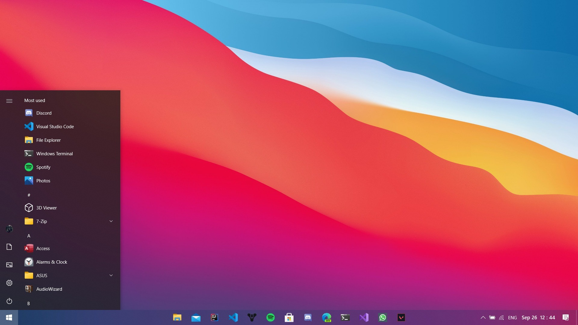 minima windows 10 - Windows 10 με minimal εμφάνιση