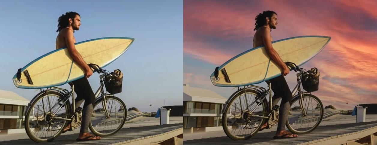photoshop sky - Photoshop Sky Replacement αυτόματες αλλαγές με AI