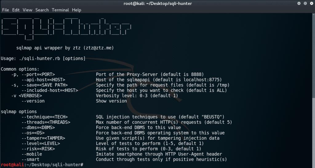 sql 1024x549 1 - sqli-hunter: Simple sqlmap api with proxy server