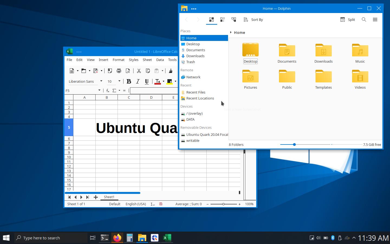 1 - Quark Linux και αφήστε τα Windows