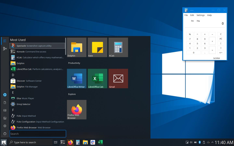 3 - Quark Linux και αφήστε τα Windows