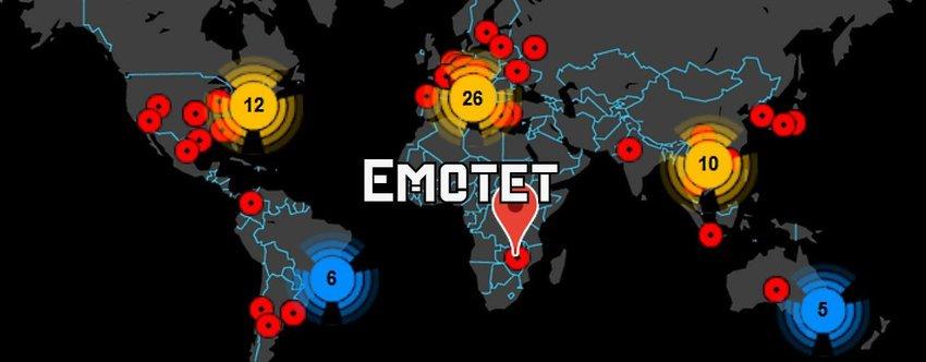 Emotet - Δείτε αν το email σας χρησιμοποιήθηκε σε επιθέσεις Emotet