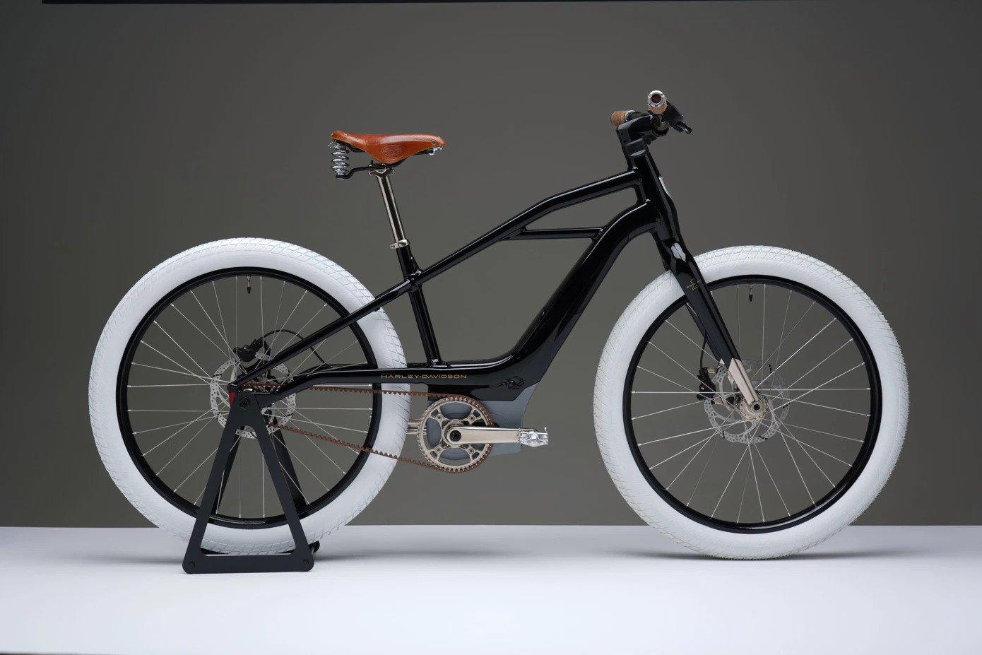 H D bike - Harley-Davidson τώρα και ηλεκτρικά ποδήλατα