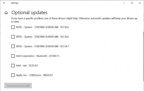Screenshot 2020 10 30 Windows 10 Upcoming driver changes may break plug and play1 500x319 - Windows 10: Οι επικείμενες αλλαγές στα drivers ενδέχεται να διακόψουν το plug-and-play